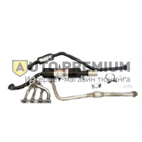 Выпускной комплект Subaru Sound ВАЗ 2190 Гранта 8v с глушителем